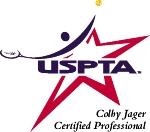 USPTA Certified Professional Logo