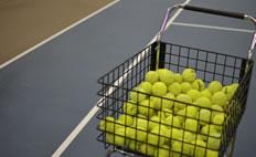TTC ball basket