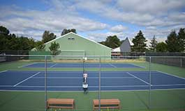 Timberhill Tennis Club Outdoor Courts